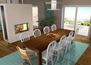 Projet de cuisine en 3d