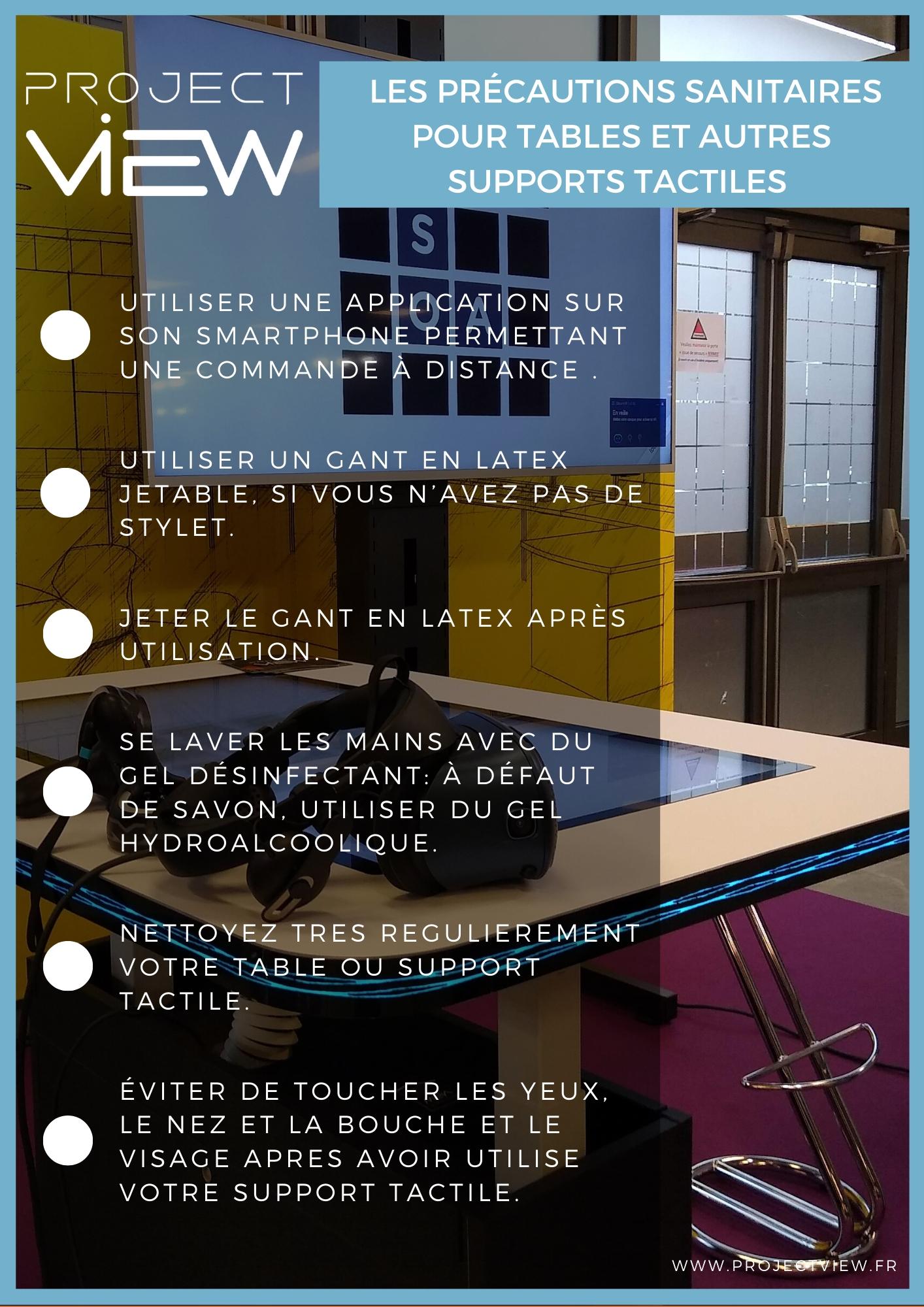 Checklist des gestes barrières COVID19 3